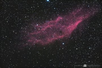 NGC 1499 California Nebula