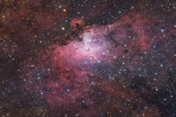 M 16 The Eagle Nebula