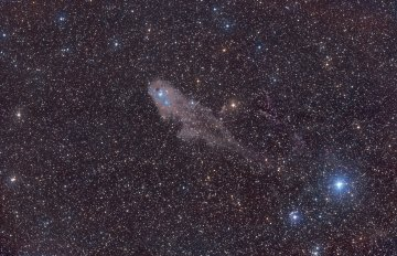 NGC 5367 Part of cometary globule CG12