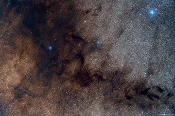 Pipe Galactic Center